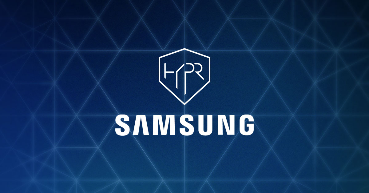 Image for Samsung Announces Investment in HYPR