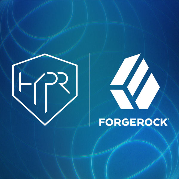 Image for HYPR & ForgeRock Team Up