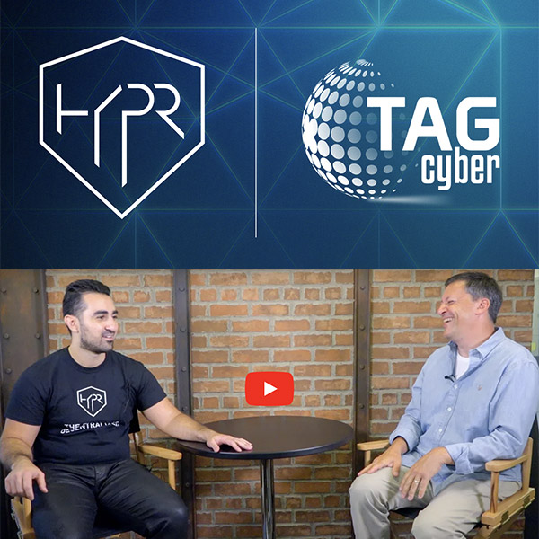 Ed Amoroso and HYPR Discuss True Passwordless Security