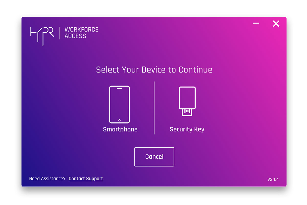 Passwordless FIDO2 U2F Security Keys