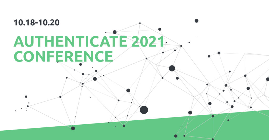 Authenticate 2021 Conference