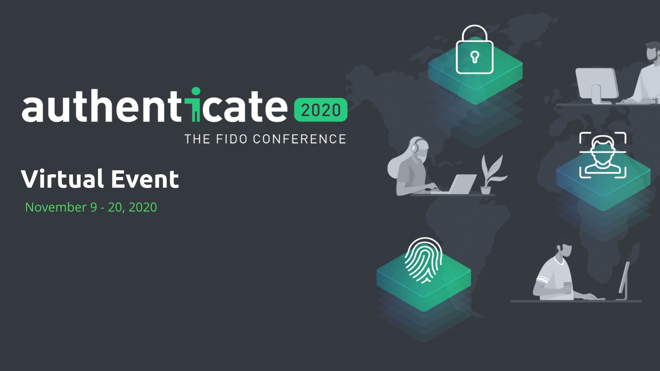 Authenticate: The FIDO Conference!