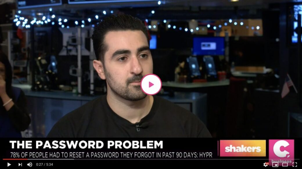 Cheddar Business Interview: How to Practice Better Password Hygiene!