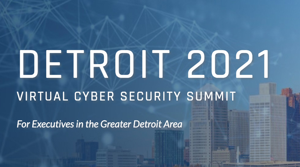 Detroit Cyber Security Summit