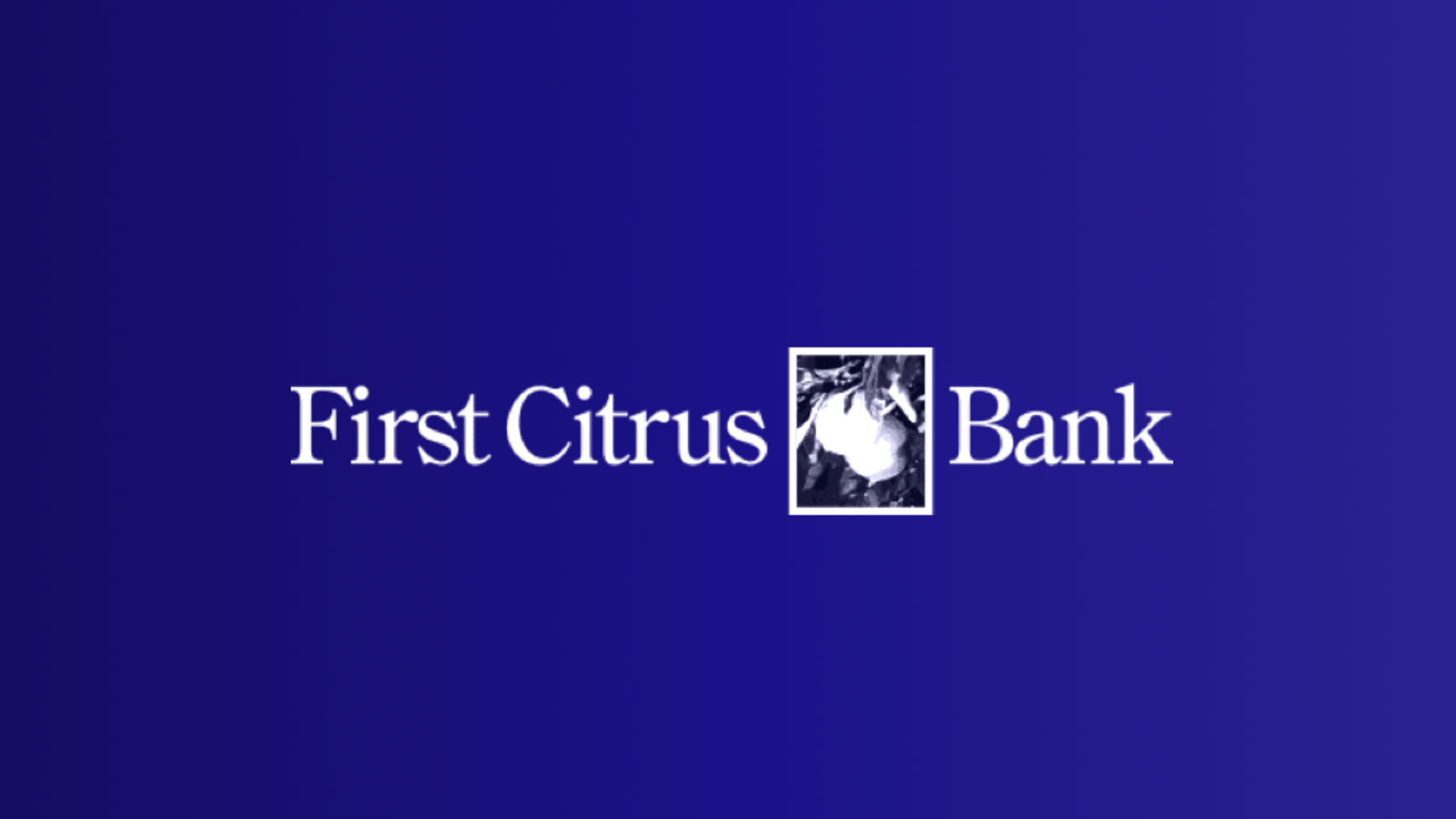 First Citrus Bank's Passwordless Workforce