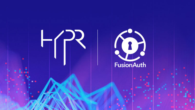 HYPR FusionAuth Passwordless MFA