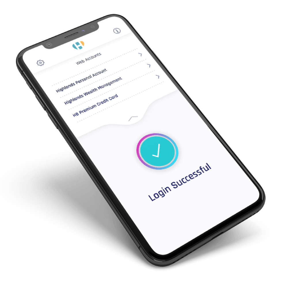 Passwordless Customer MFA Mobile
