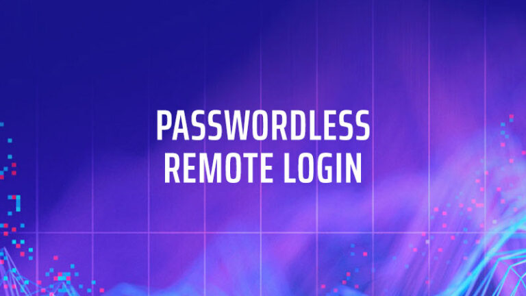 True Passwordless Remote Login MFA
