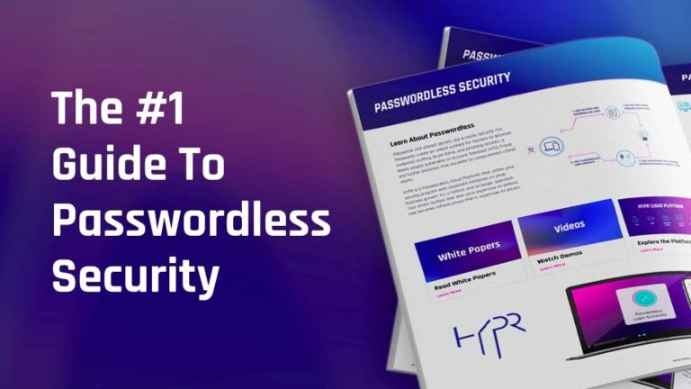 Passwordless Guide by HYPR