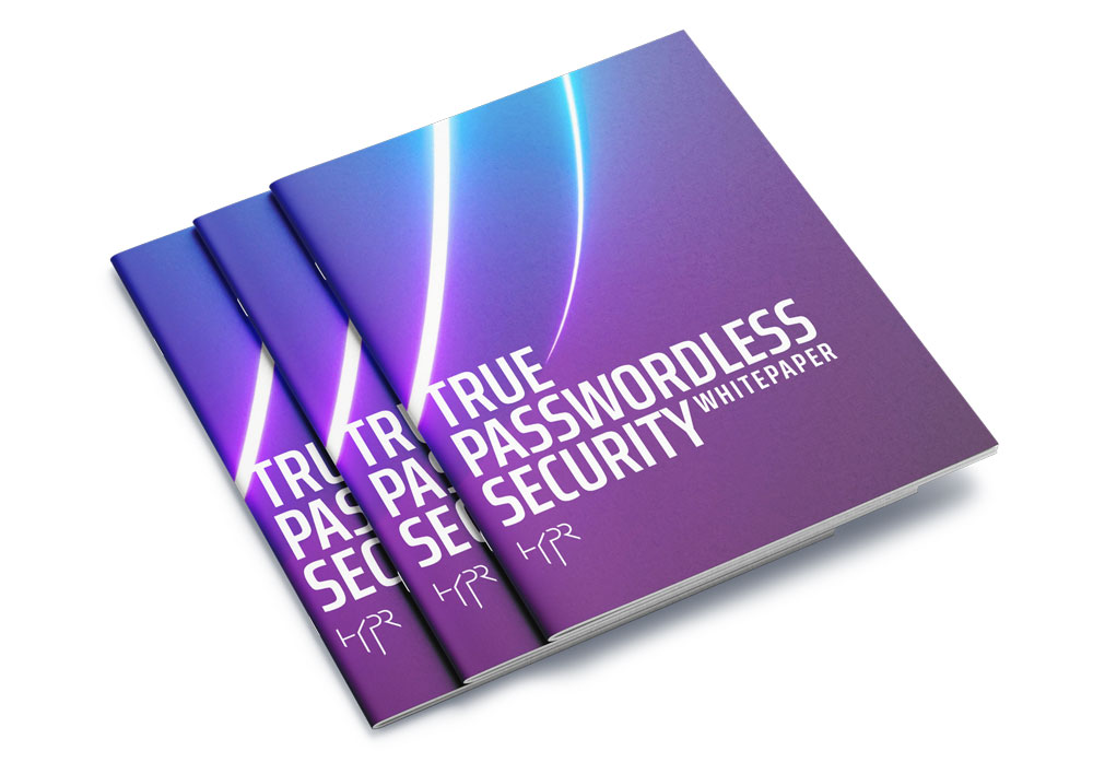 True Passwordless Security White Paper