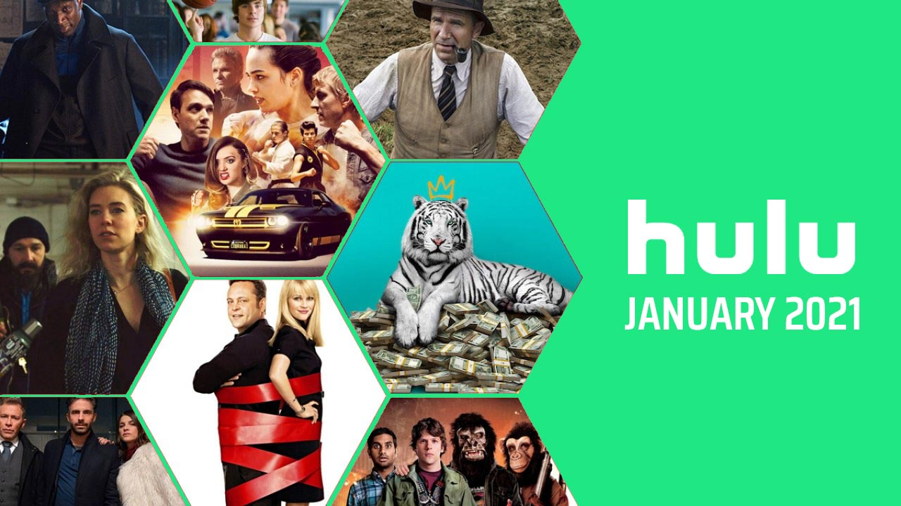 Image for Hacker Flicks Coming to Hulu in January 2021