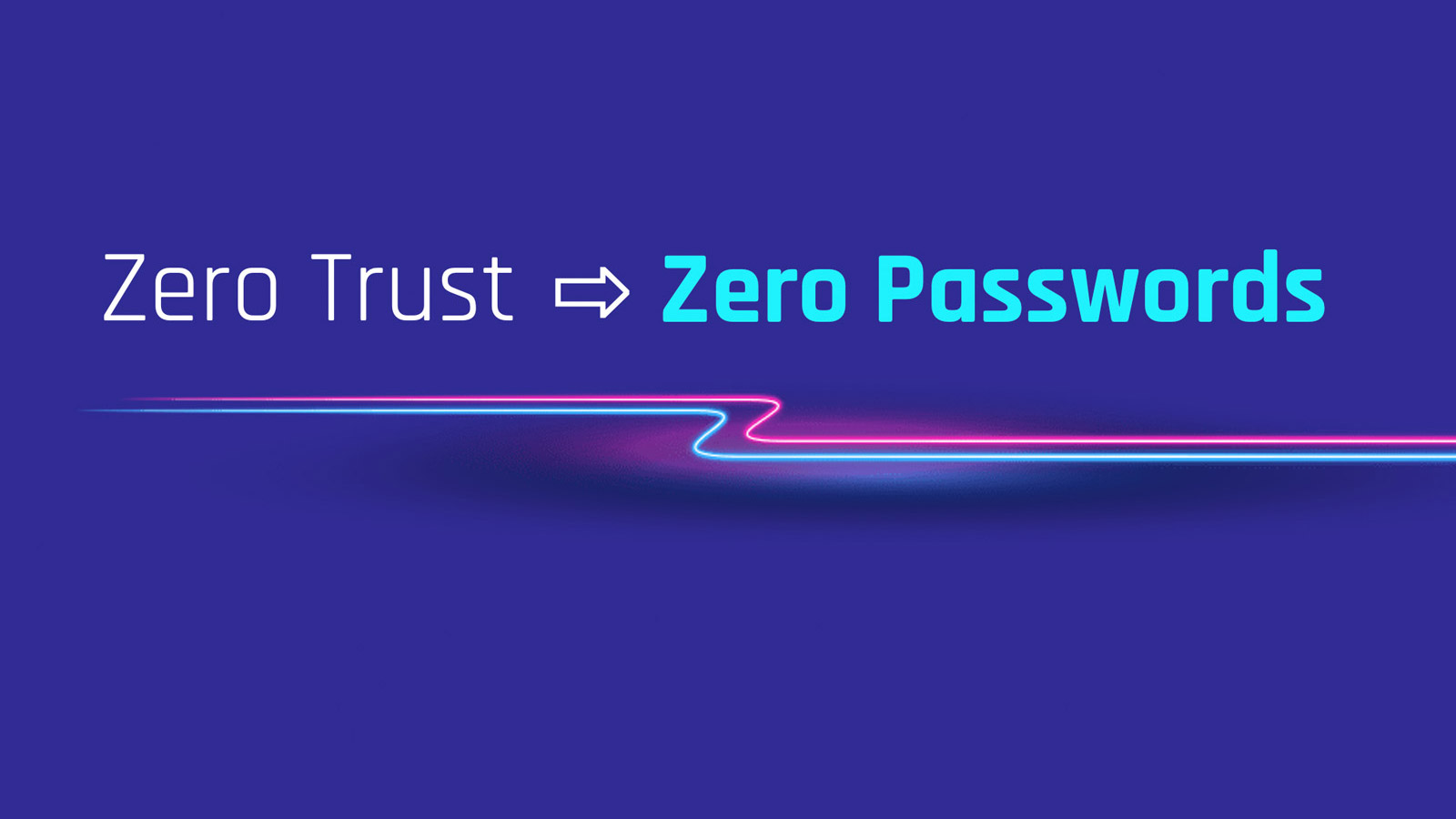 Zero Trust MFA Passwordless
